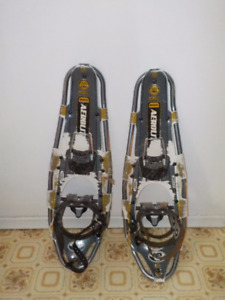 Snowshoes GV Snow Aerolite 8X27 good condition