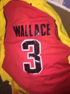 MITCHELL AND NESS CHICAGO BULLS WALLACE Kitchener / Waterloo Kitchener Area image 2