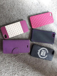GUC IPHONE 5 & 5S CASES