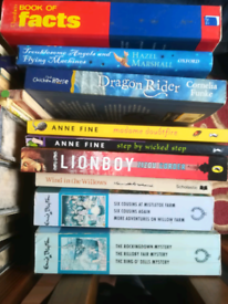Children's books for ages 10+