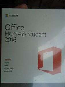 New Office Home & Student (Word plus more) -New Price $50-