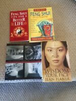 Feng shui and related books