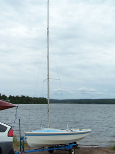 16 ft Sailboat For Sale $2500
