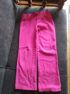 Clean and Stain-free Ralph Lauren Jogger for Girls, Size 6x