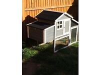 New chicken coop or bunny hutch