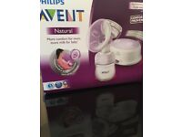 AVENT Electric Breast pump & FREE Extras