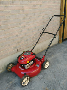 "Craftsman 21"" lawnmower"
