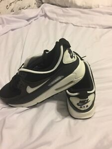 Air Max Black size 9.5 for Male...unauthentic never worn. St. John's Newfoundland image 3