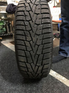 4 NEXEN winter 205/55r16 like new