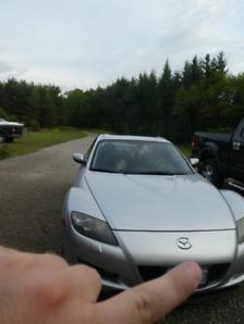 2005 Mazda RX-8 Sedan