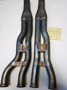 YAMAHA APEX RX10 EXHAUST PIPE ASSEMBLY