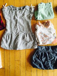 Girls lot size 2 all brand name