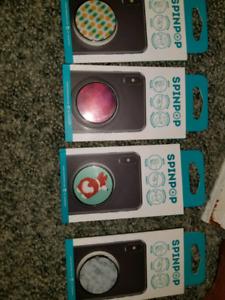 4 pop sockets