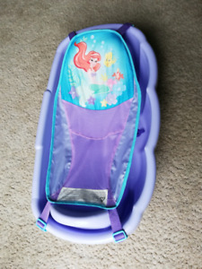 The First Years Disney Ariel Newborn to Toddler Tub