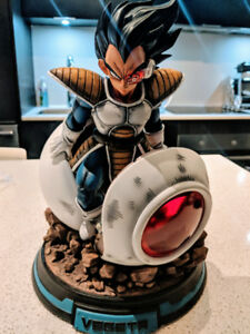 Dragon Ball Z - Vegeta Statue