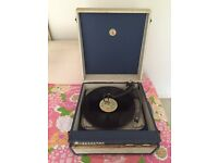 Vintage 1960's ELIZABETHAN record player
