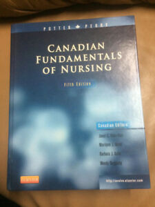 Nursing books (Fundamentals of Nursing, OIIQ, Medical-Surg, etc)