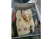 Nike Air Jordan 5 Retro Off-White Sail UK 10/US 11