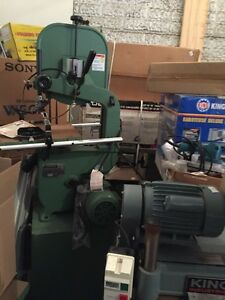 New and used woodworking machines and tools, table saws  Kawartha Lakes Peterborough Area image 2