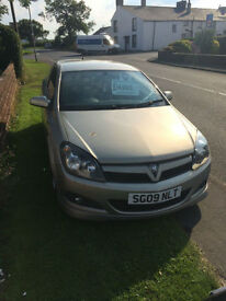 Vauxhall astra sri+ 3dr 1.8 09/09