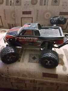 Traxxas stampede VXL missing charger but cheap to buy