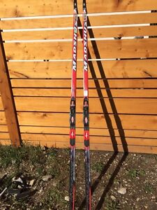 Madshus Classic Cross Country skis- wax