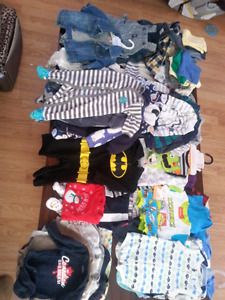 Moving!Need gone Baby boy clothes 50+ items!