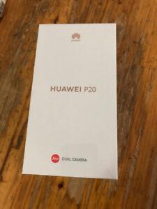 Huawei P20 128 GB Black BNIB
