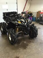 2009 800 can am renegade X.  good shape !!