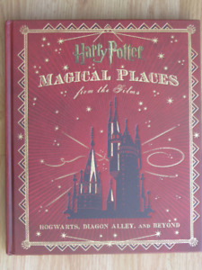 HARRY POTTER – MAGICAL PLACES FROM THE FILMS - 2015