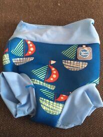 Happy Nappy baby swimwear nearly new