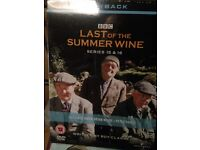 Last off the summer wine dvds