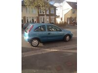 1.0L CORSA FOR SALE £1,000 O.N.O