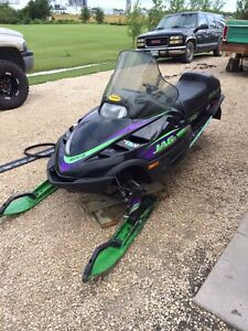 Arctic cat ZR/ZL/Jag parts