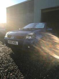 Renault Clio 2.0 16v Renaultsport 182