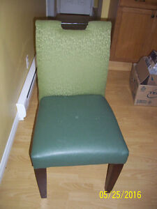 (2)  Chairs perfect for dining room table.