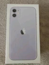 iPhone 11 64GB UNLOCKED NEW & SEALED