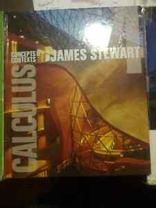 concepts & contexts Calculus by james Stewart