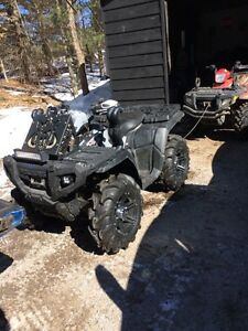 Part out. 2007 800 sportsman efi