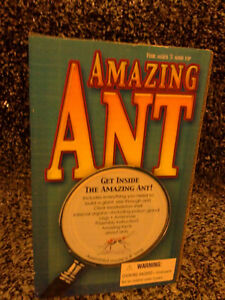 Amazing Ant toy building kit Brand new in box London Ontario image 2