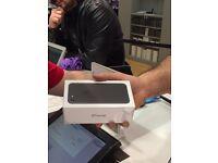 iPhone 7 128gb mate black