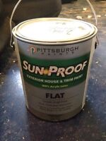Pittsburgh exterior paint