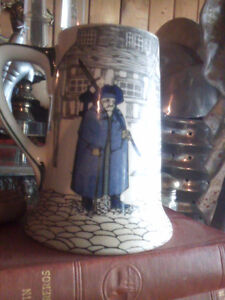 "Royal Doulton Tankard"" The Night watchman""."