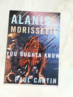 Alanis Morissette, You Oughta Know -- by Paul Cantin