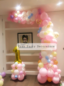 Party decoration package birthday backdrop balloon decoration