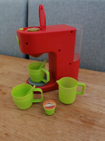 Chad valley coffee maker