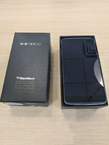 BLACKBERRY DTEK 50 ANDROID SMART PHONE