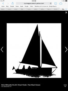 WANTED for Grandson. Approx. 25' sailboat