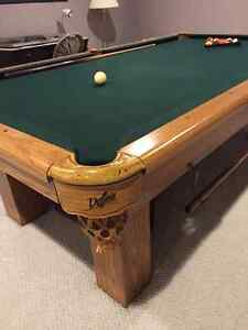 DUFFERIN POOL TABLE Regina Regina Area image 5