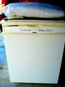 Kenmore Built-in Dishwasher and repairable  Microwave 30 inch